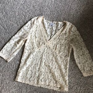 Old Navy Lace top